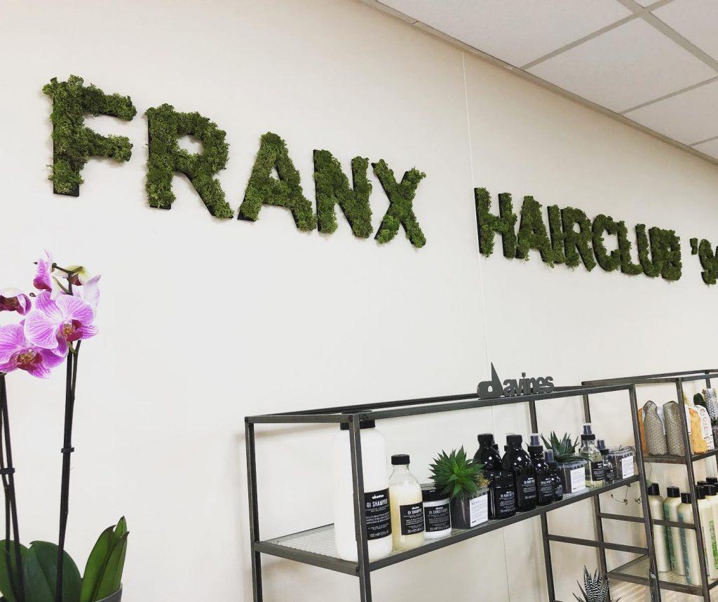 Franx Hairclub Mosletters