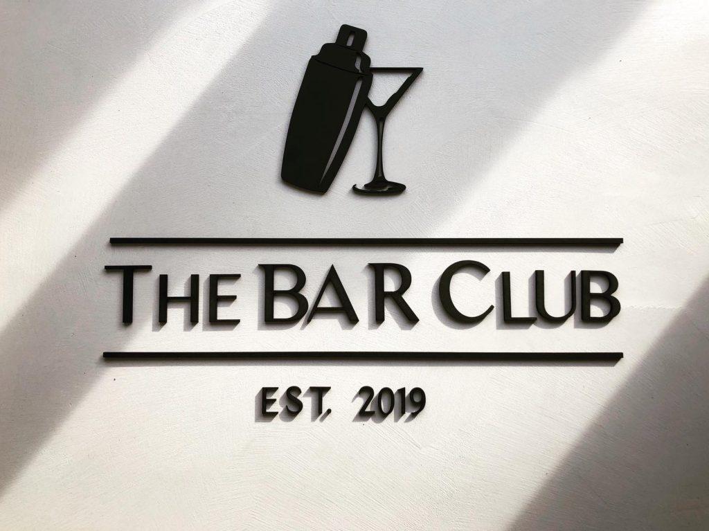 The BAR Club lasersnijden